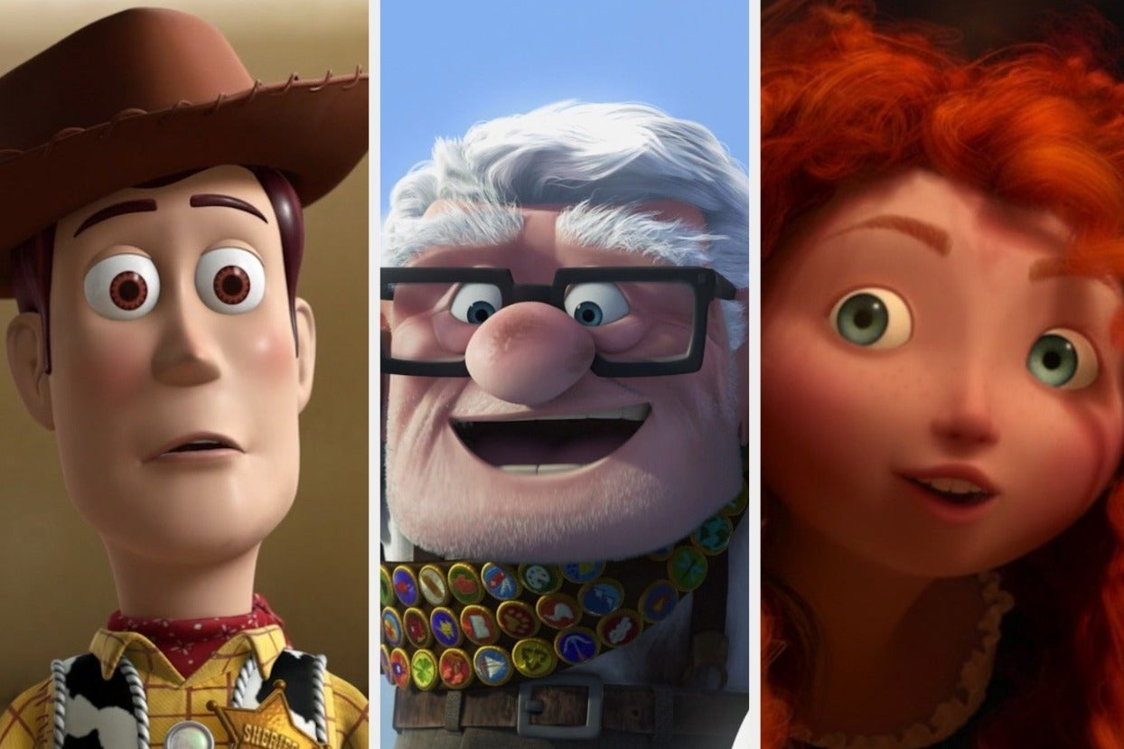 Every U.S. State Has A Beloved Pixar Film Which One Is Yours?
