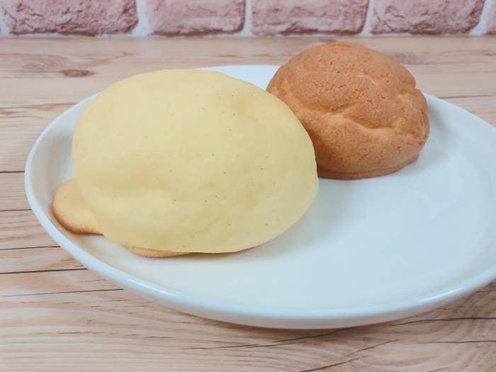 全国展開する老舗のパン屋さん「DONQ(ドンク)」の商品です。冷凍販売されていて、10〜20分ほど自然解凍させてから食べます。