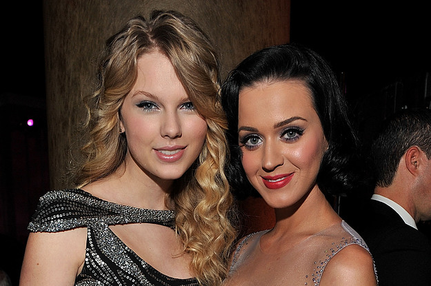 Katy Perry And Taylor Swift Have Just Publicly Squashed Their Feud On Insta