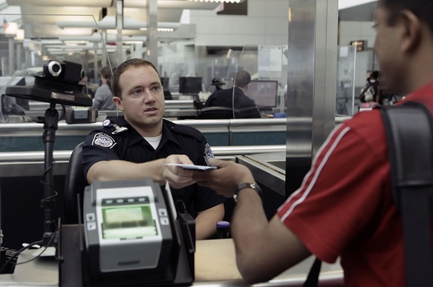 US Customs And Border Protection's Database Of Traveler Photos Was Stolen In A Data Breach