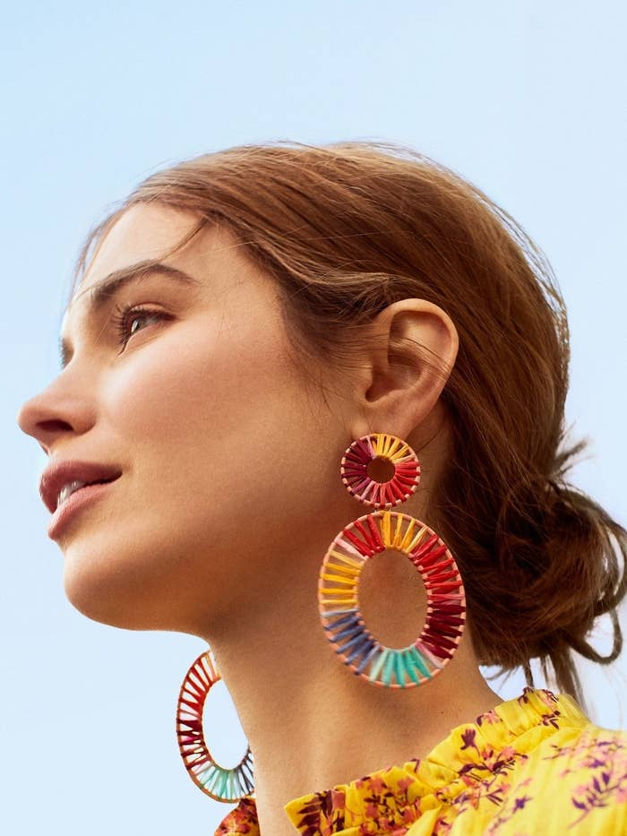 25 Earrings So Epic, You'll Plan Your Outfits Around Them