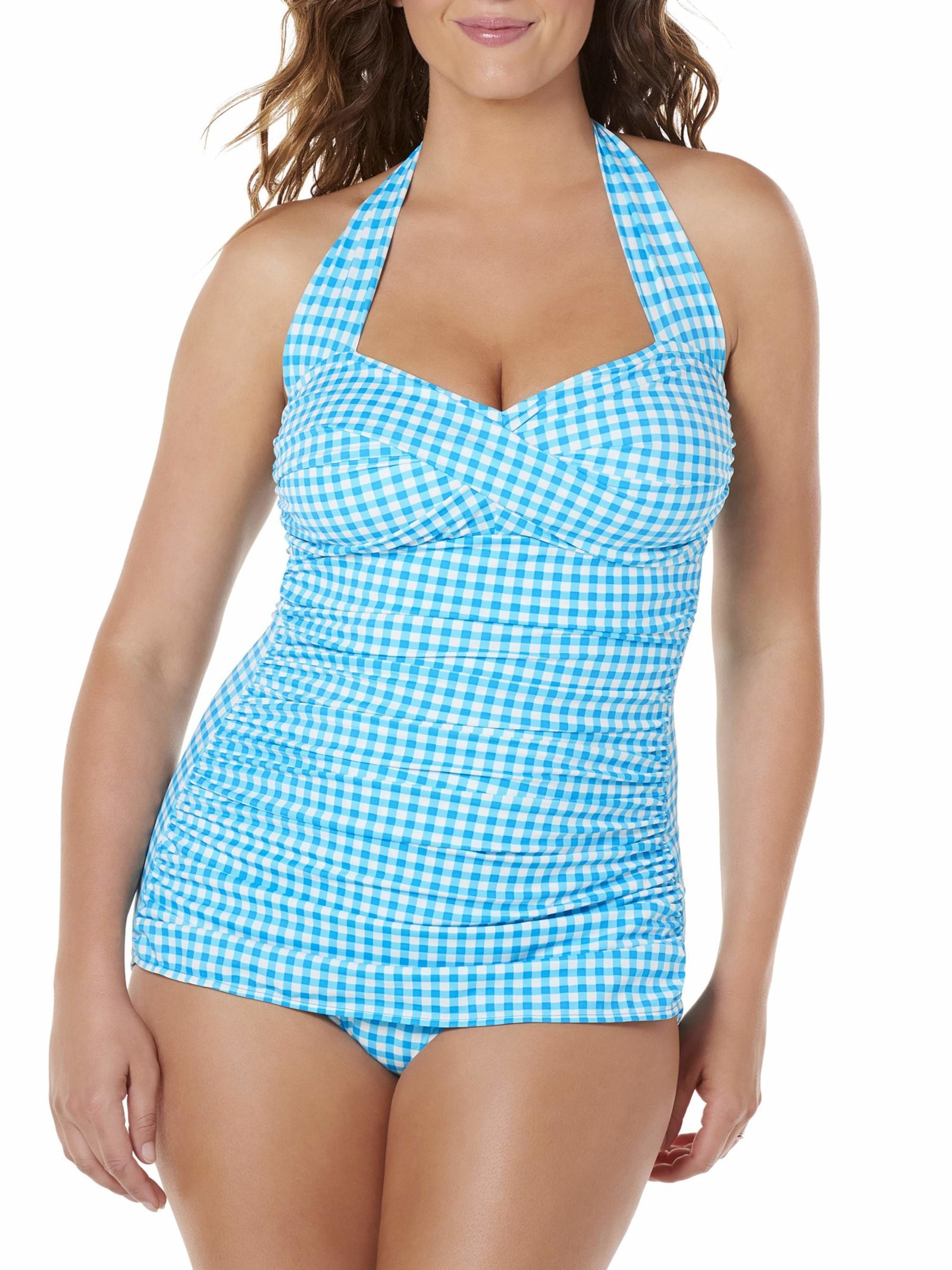 7944cc8395 9. A gingham number you can pair with shorts or a skirt for a  picture-perfect picnic look.