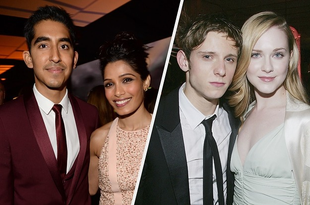 Five Years Ago, These Celebrity Couples Were Still Together