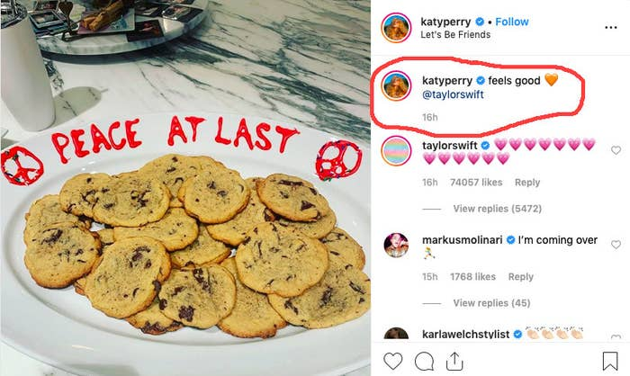 Here's Everything You Didn't Notice In THAT Katy Perry