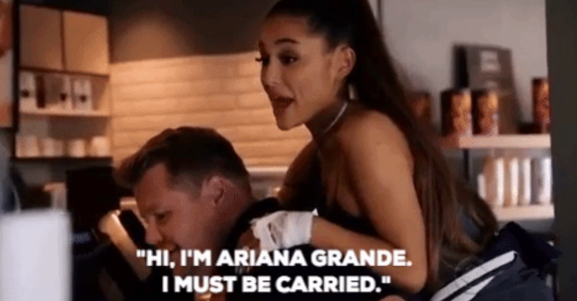 16 Times Ariana Grande Proved She Was The Funniest During Interviews