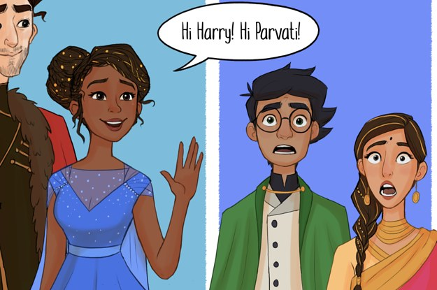 You Need To See These Incredible Harry Potter Illustrations Fan Drew For The Character S Birthday