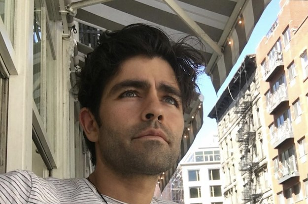 Thank You Linda, For Properly Explaining To Adrian Grenier The Meaning Of His Instagram Caption