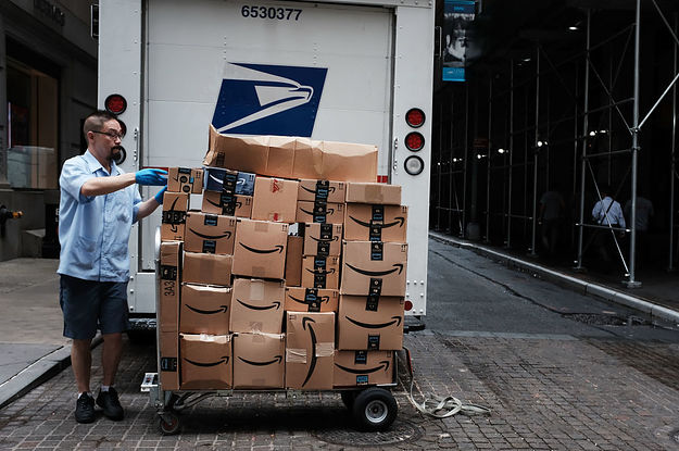 Amazon Prime Members Can Now Get One-Day Shipping On Millions Of Items