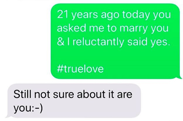17 Times Married Couples Were Hilariously Weird