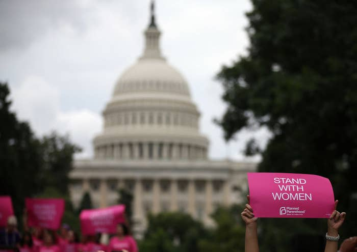 2020 Democrats Are All Ready To Repeal The Hyde Amendment. The House Is Set To Vote For Hyde Again Anyway.