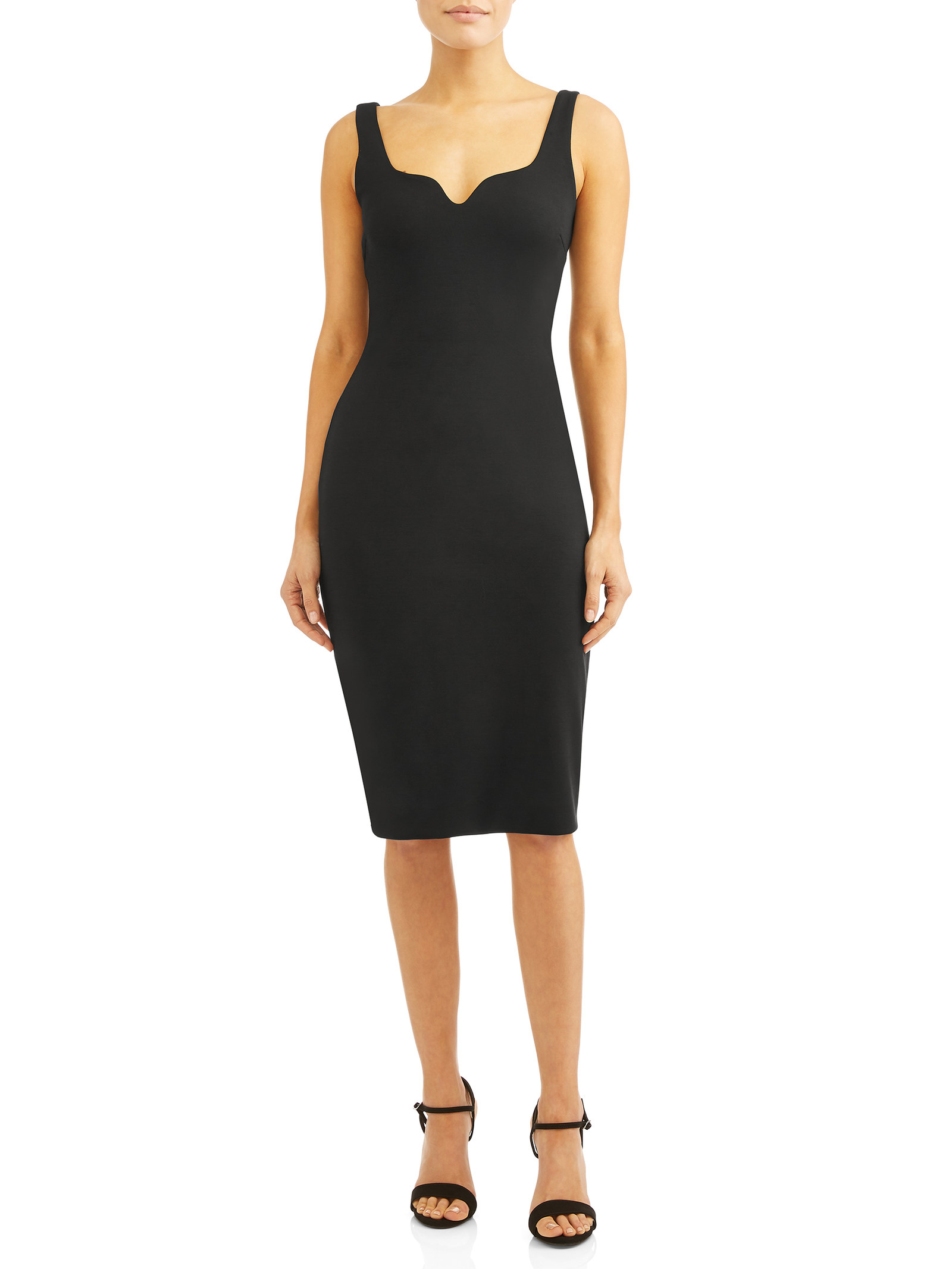 2dd2b0b0b61dc An elegant bodycon dress for when the theme of the night is champagne  glasses and lots of semi-questionable Instagram stories — ok fine, ...