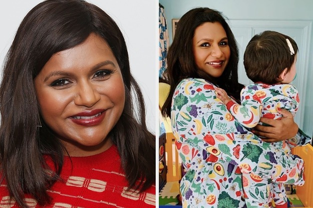 Mindy Kaling Revealed Why She S Keeping Her Daughter S Paternity A Secret