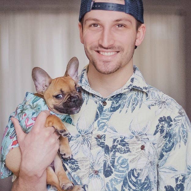 18 Photos Of Guys And Their Pups That Will Melt Your Heart