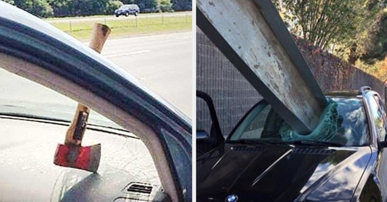 16 Pictures That'll Make You Never Want To Drive Your Car Again
