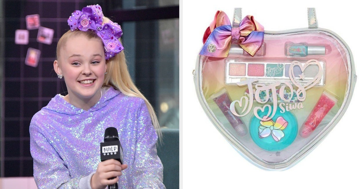 Welp, The FDA Found Traces Of Asbestos In JoJo Siwa's Makeup Kit