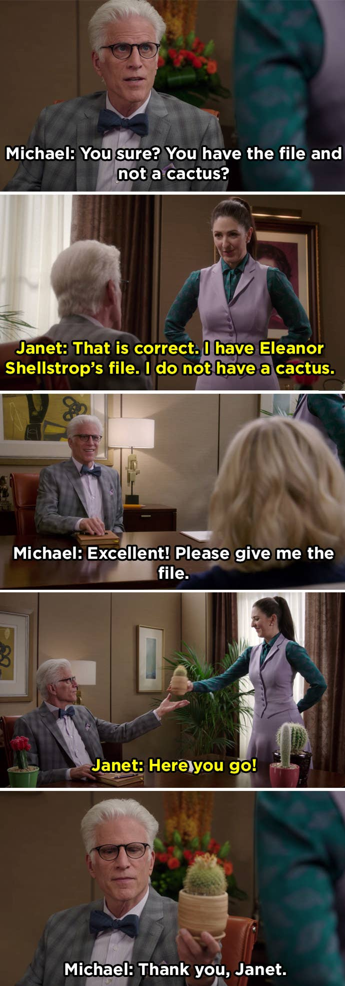28 TV Moments That Are Literally Always Funny