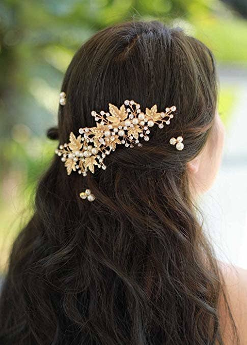 22 Hair Accessories That'll Elevate Your Look In Five Seconds