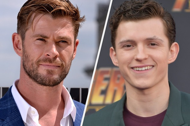Chris Hemsworth Revealed He Helped Tom Holland Get The Role Of Spider-Man