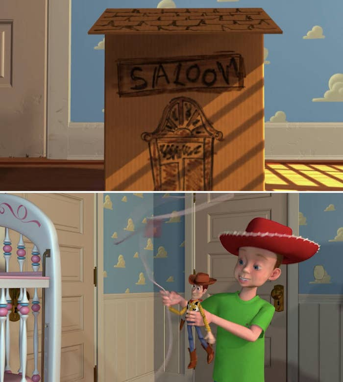 "17 Tiny Mistakes In ""Toy Story"" That The Producers Probably Hoped You'd Miss"