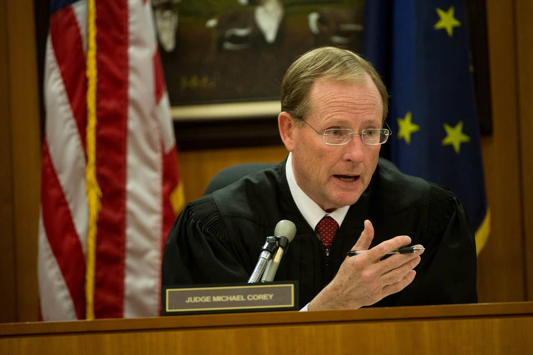 Judge Michael Corey