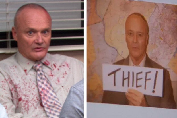 "16 ""The Office"" Details And Jokes That'll Make You Appreciate Creed On A Higher Level"