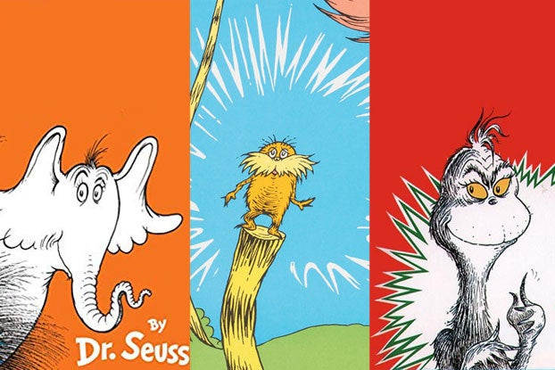 Only Real Kids At Heart Can Name 6 Dr. Seuss Books