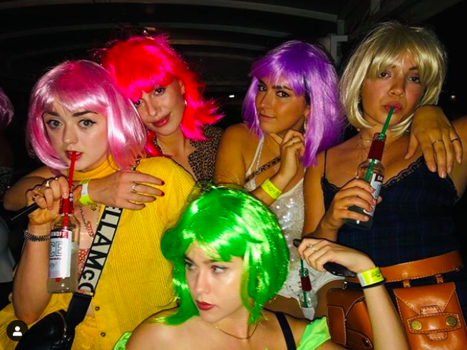 Sophie Turner Had Her Bachelorette Party And It S More