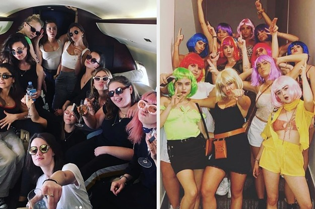 Sophie Turner Had Her Bachelorette Party And ...