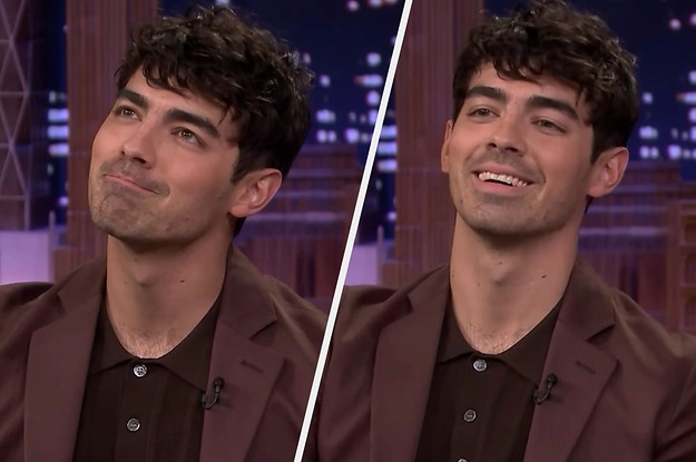 The Jonas Brothers Revealed How Wild Joe's ...