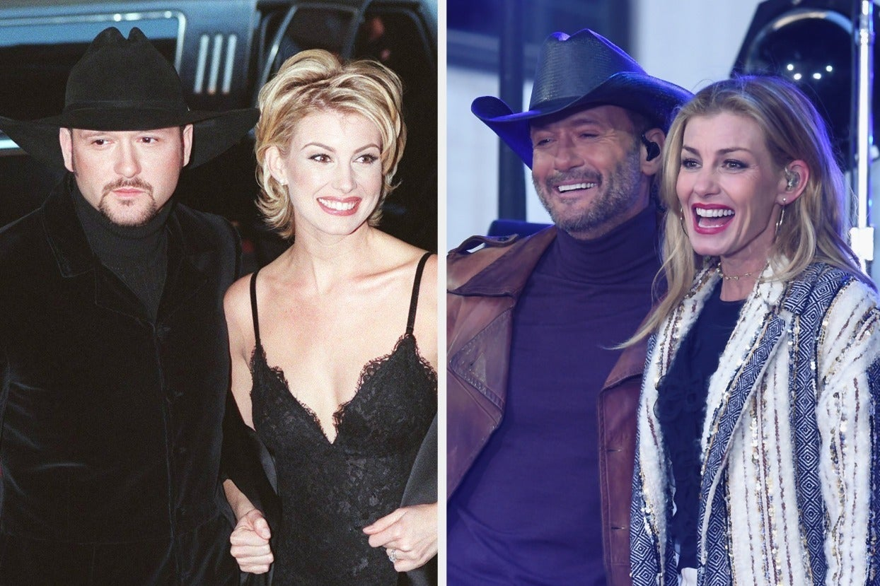 Every Popular '90s Country Singer Looks Better Now Than They Did Back Then Here's Proof