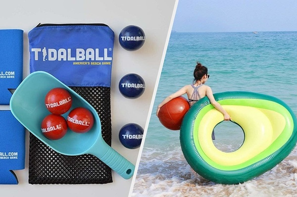 18 Outdoor Games You Need If You Get Bored At The Beach