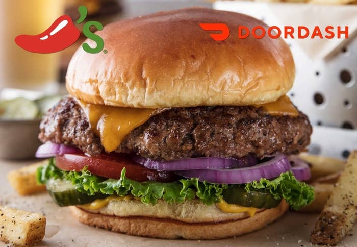 Chili's Is Giving Away Free Burgers Today