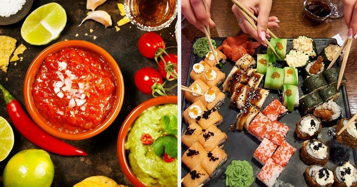 Seus gostos culinários dirão que tipo de restaurante você é
