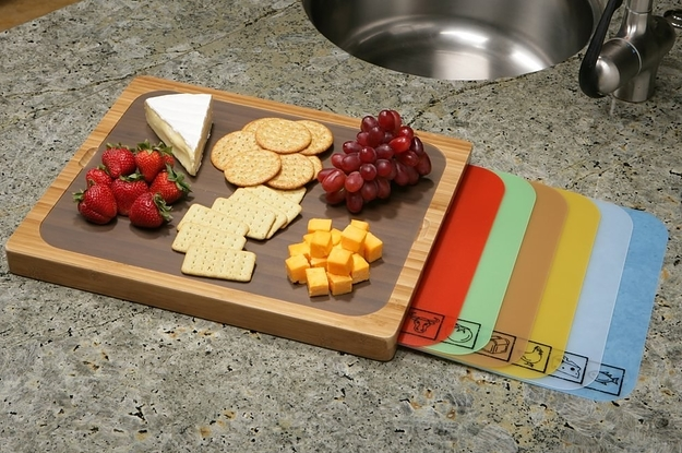 50 Practical Products For Your Kitchen You'll Wish You'd Bought Sooner