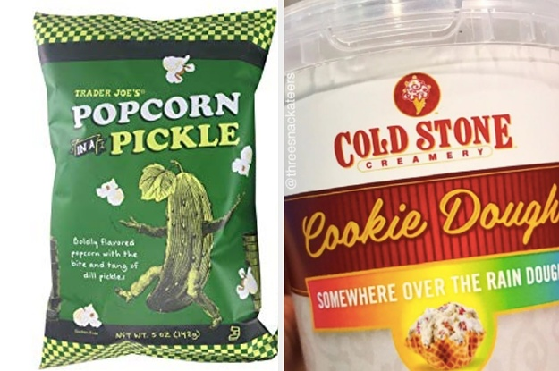 21 Ingenious New Food Products That Deserve A Frickin' Standing Ovation