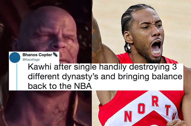 27 Of The Best, Funniest NBA Finals Tweets From Last Night's Game