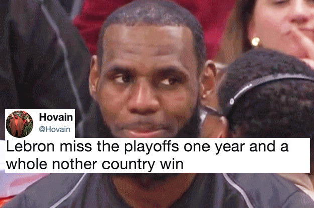 27 Tweets About Last Nights NBA Finals Game Thatll Make You LOL