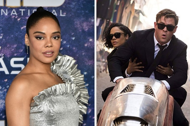 Tessa Thompson Had A Great Week This Week, Along With These 9 Other People