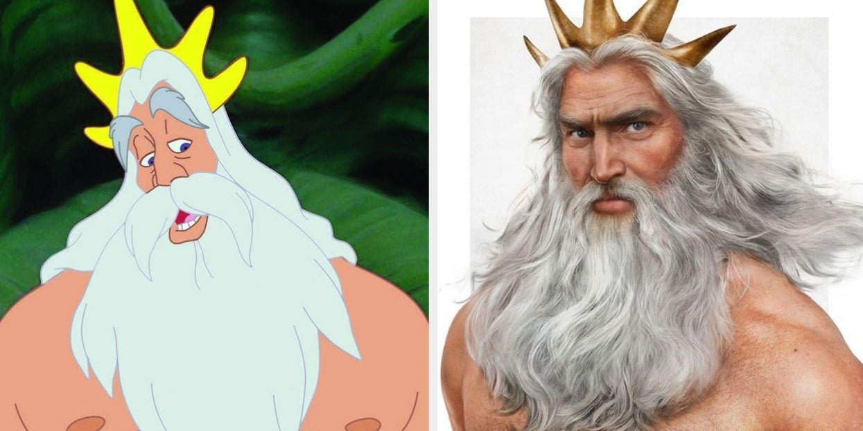 This Is What The Disney Dads Would Look Like In Real Life