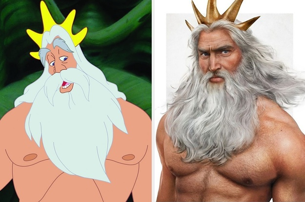 This Is What Iconic Disney Dads Would Look Like In Real Life