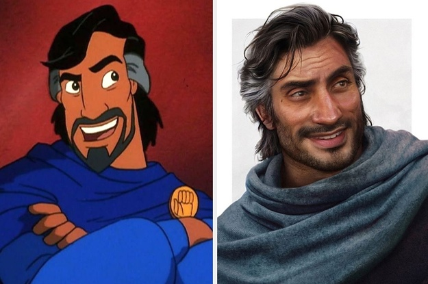 These IRL Disney Dads Illustrations Will Make You Forget About The Princes