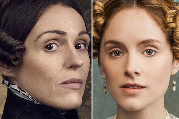 "Everyone Is Either Anne Or Ann From ""Gentleman Jack"" — Which Are You?"