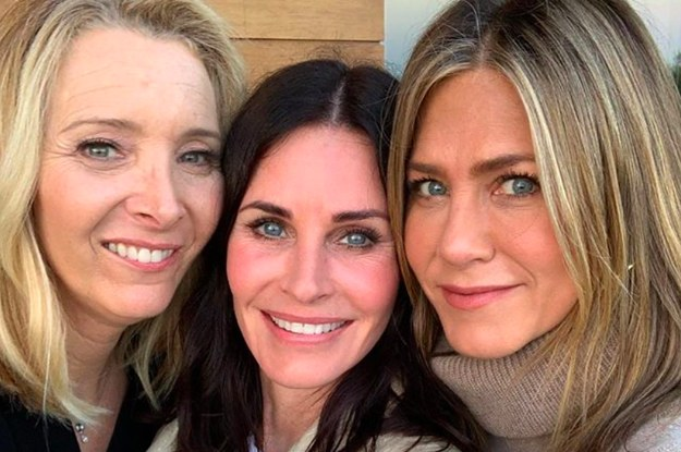 Courteney Cox Posted A Birthday Instagram With ...