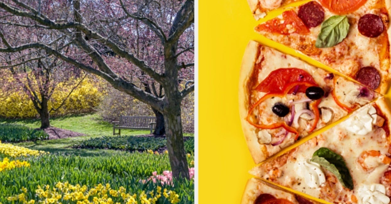 Which Season Are You Based On Your Pizza Preferences?
