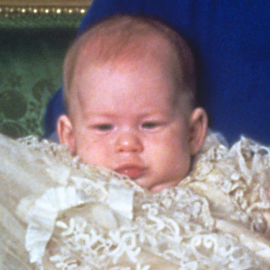 Prince Harry Posted An Instagram Photo Of Royal Baby