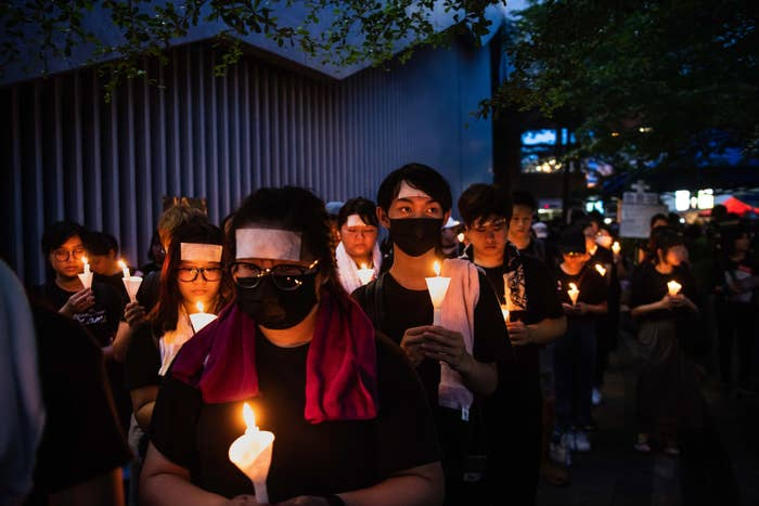 Hong Kong's Historic Protests Are Tearing This Family Apart