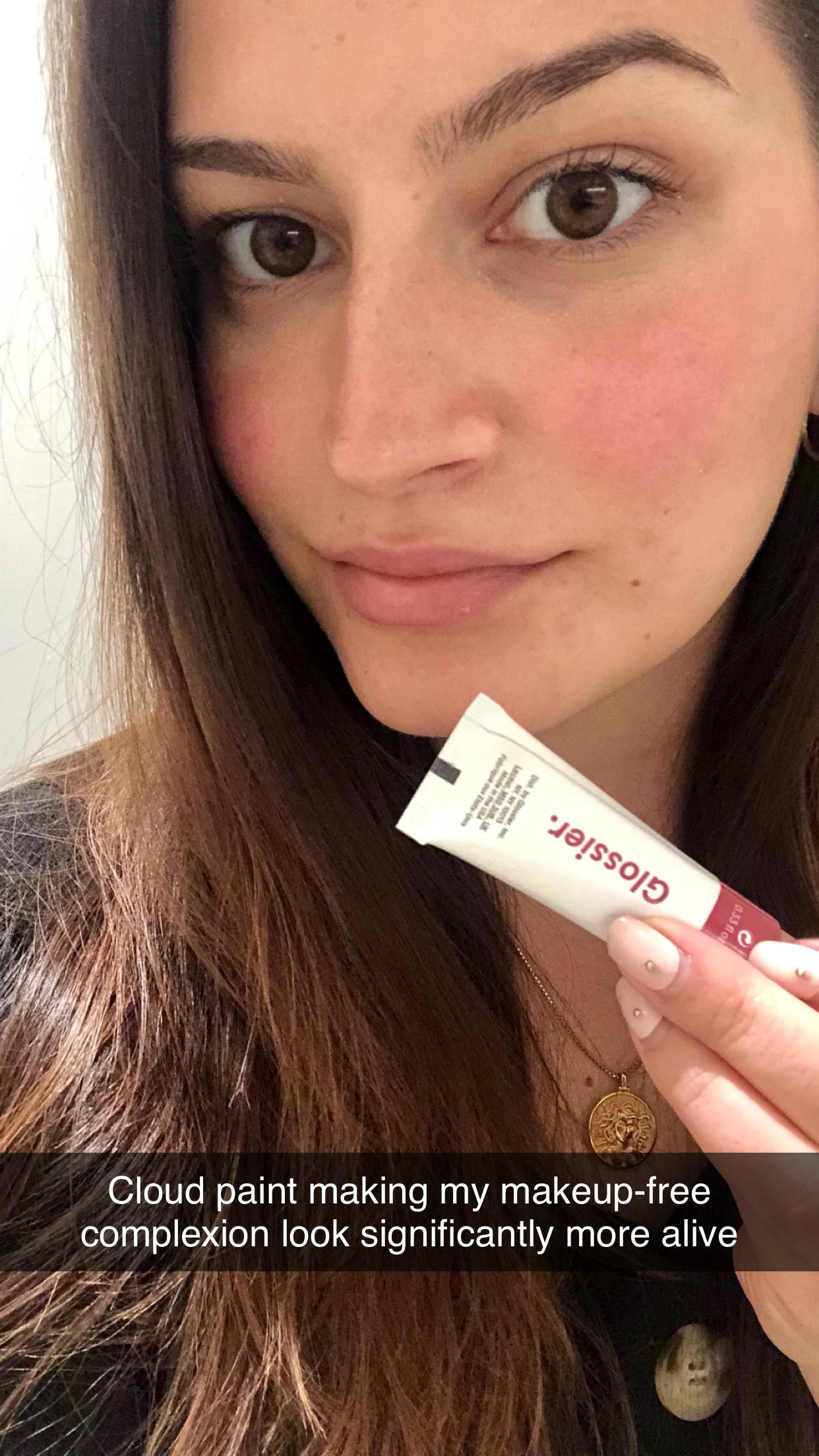 Here\u0027s Why Glossier Cloud Paint Is Totally Worth Your Money