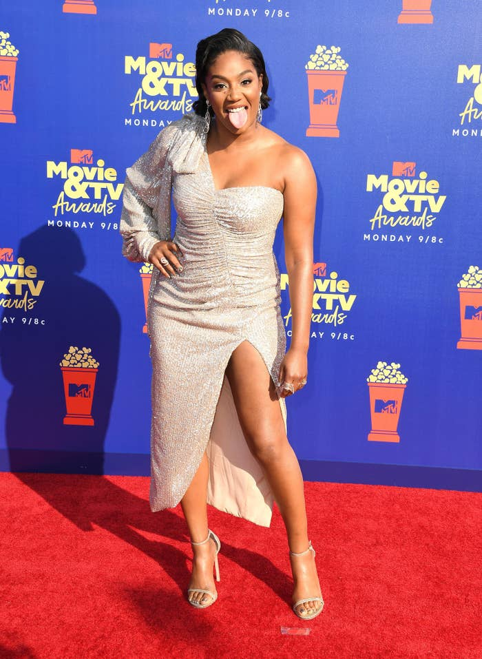All The Looks On The MTV TV & Movie Awards Red Carpet