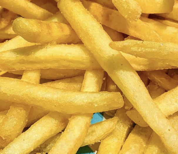 Only A True Fries Connoisseur Can Identify Where These Fast Food Fries Are From Based On A Picture