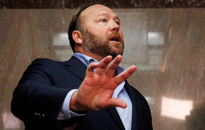 Alex Jones Sent Emails Containing Child Porn To Sandy Hook Victims' Lawyers